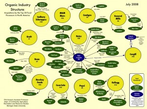 July 2008 Organic Food industry
